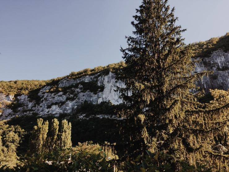 Saint Antonin Noble Val, France